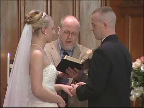 Exchange Rings Vows Delaware Wedding Video Photo Production Samples Vi
