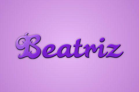Significado de Beatriz