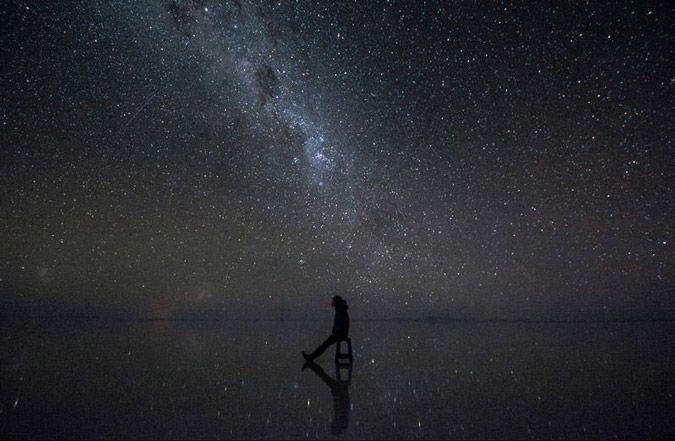 Φωτογραφίες: Δείτε ένα από τα πιο παράξενα και όμορφα μέρη του πλανήτη