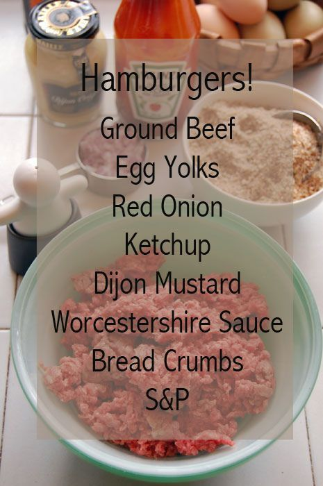 Sub with turket meat for an easy at home burger or meatloaf