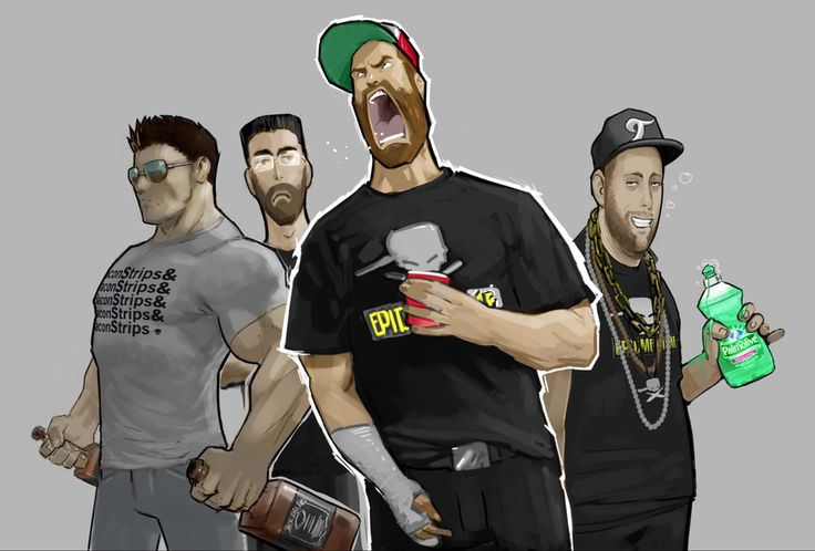 Epic Meal Time  by *joe-vriensEpic Meals Time, Epic Meal Time