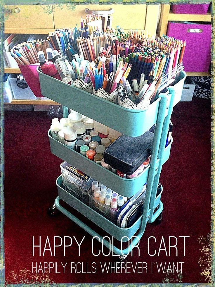 Color Medium Organization Jacked UP! | Lisa Hetrick Design