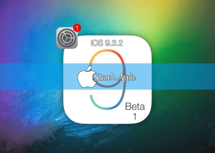 iOS 9.3.2 beta 113F51a Follow@Stevenin_Elmasi iPhone iPhone 4[S] – Model A1387, A1431 iPhone 5 (GSM) – Model A1428 iPhone 5 (Global) – Model A1429, A1442 iPhone 5c (GSM) –…