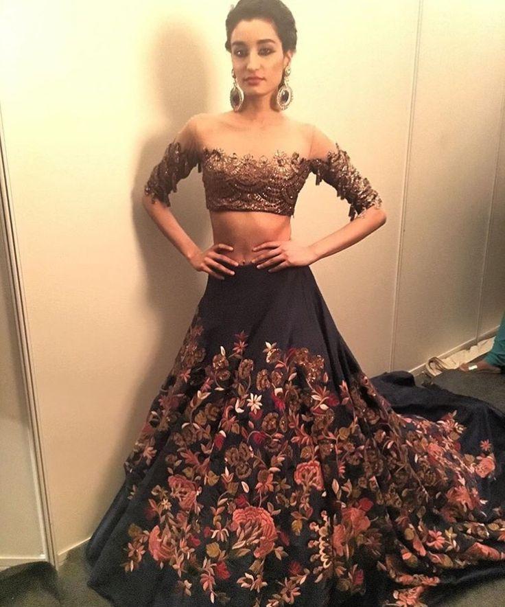 Manisha Malhotra bride # off shoulder fun # quirky bride # lehenga