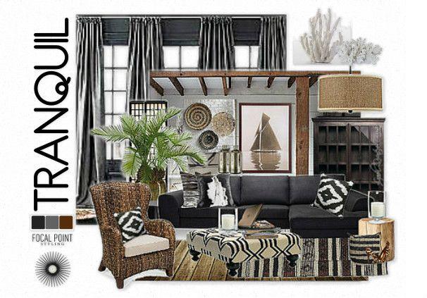 #Moodboard #Roomboard Design by Lynda Quintero-Davids #FocalPointStyling