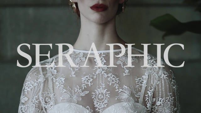 Verdant   Seraphic   STYLE   Pushing bridal fashion forward. A feast for your eyes, be inspired and dare to indulge   firetaleweddings.nz