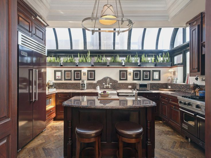 Interior designer nate berkus drops 5m on nyc penthouse Nate berkus kitchen design