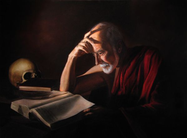 St. Jerome, 2008 by Eric Armusik
