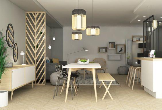 Quartier Monplaisir - décoration - aménagement - rénovation - architecture - intérieure - appartement - lyon - agence - lanoe-marion