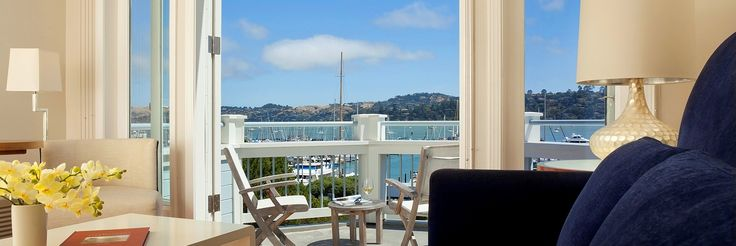 Sausalito Hotels - Best Hotels In San Francisco | Casa Madrona Hotel & Spa
