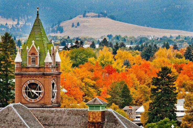 #MyDayinStitchFix A perfect outfit for a perfect fall day in Missoula. Paul Quenau Fall UM.