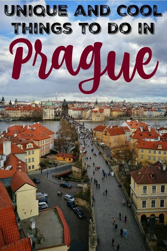 Travel guide to unique and cool things to do in Prague, Czech Republic. Best places to stay in Prague, top attractions, hidden gems, beers and local experiences. All you need to know to travel to Prague and make the most of your trip. via @loveandroad