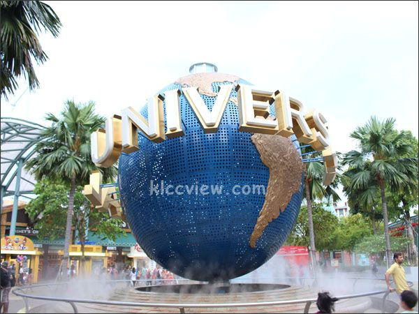 Singapore Trip, Universal Studio  #UniversalStudio