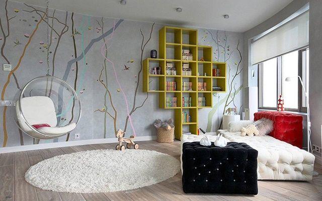 desain kamar tidur anak minimalis 4