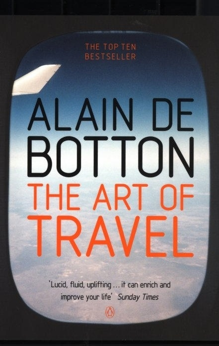 use of symbolism in the art of travel by alain de botton Welcome to the litcharts study guide on alain de botton's the art of   explanations of the art of travel's symbols, and tracking of where they.