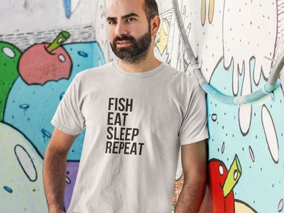 Fish Eat Sleep Repeat
