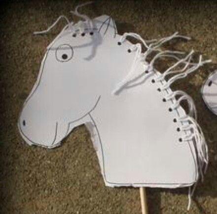 Martin bílý kůň
