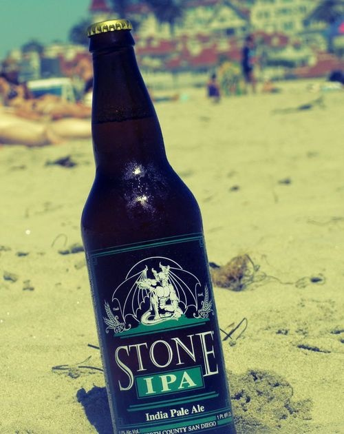 Stone IPA- made this mistake of killing a six pack of this one night and getting only about 6 hrs of sleep then having to get up bright and early for work with a slight hangover. worth it though.