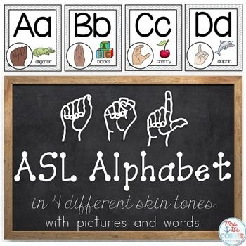 Brighten up and differentiate your classroom decor with this American Sign Language (ASL) alphabet line that can be used as so much more! How can I use this resource in my classroom?- Hang the posters above your whiteboard as your alphabet line.- Resize the posters to use as flashcards.- Use the posters as your word wall alphabet.- Resize, print 2 sets, and use as a matching game.- ...and so much more!