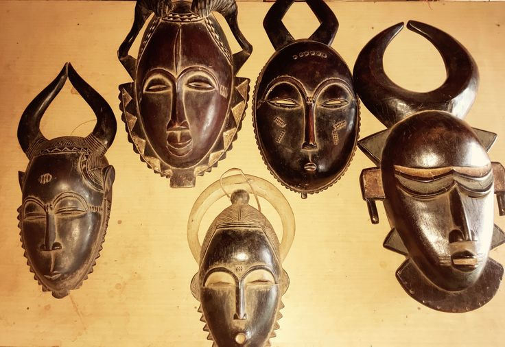 Masks galore!