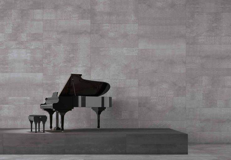 #Keope #Edge Silver 75x150rt75x150 cm Q554 | #Gres #marmo #75x150 | su #casaebagno.it a 71 Euro/mq | #piastrelle #ceramica #pavimento #rivestimento #bagno #cucina #esterno
