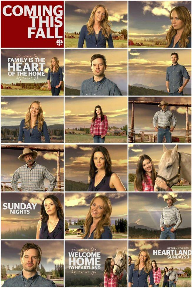 Heartland Season 8 Promo ~ Coming This Fall on CBC!!!!!!!!!!!!!
