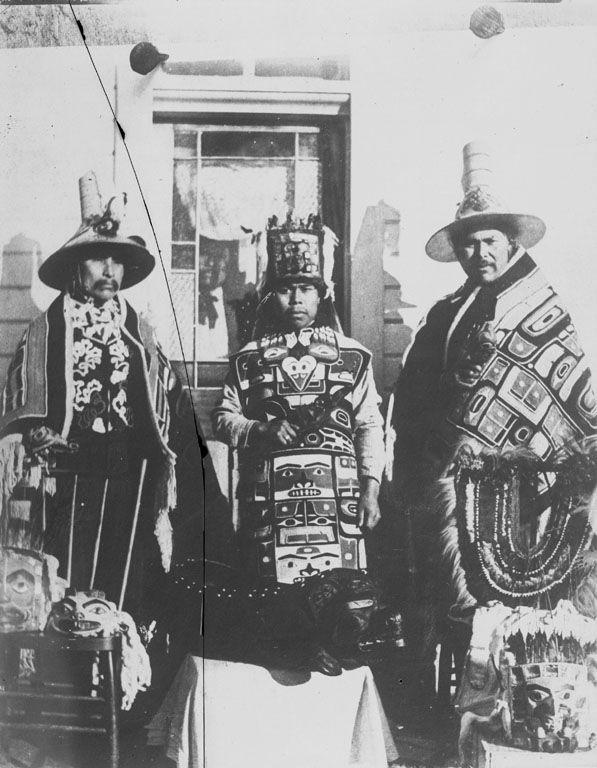 tlingit men-so very proud