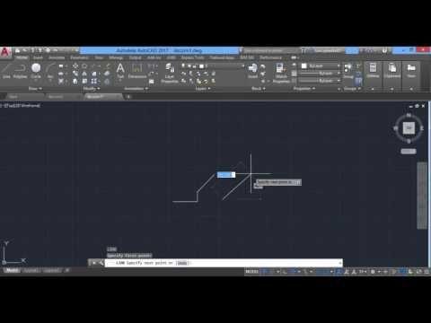 9 temel line HD Autocad 2017 Eğitim | Solidworks Eğitim - Cinema 4D Eğitim - Autocad Eğitim - Revit Eğitim - 3Ds Max Eğitim - Carrier Hap Eğitim