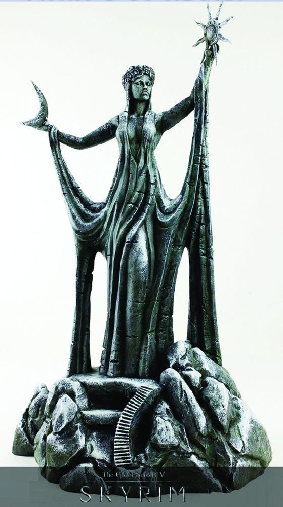 *NEW* Elder Scrolls V Skyrim: Shrine of Azura 1/6 Scale Polystone Statue