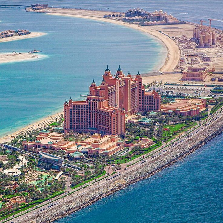 Atlantis | Dubai | UAE | I can like to visit there