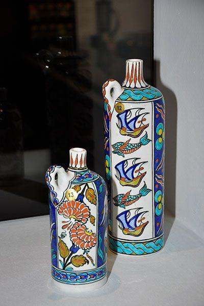Sıtkı 2-;Büyük rom şişesi