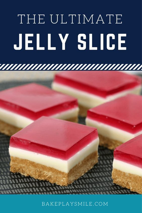 Easy Jelly Slice Image