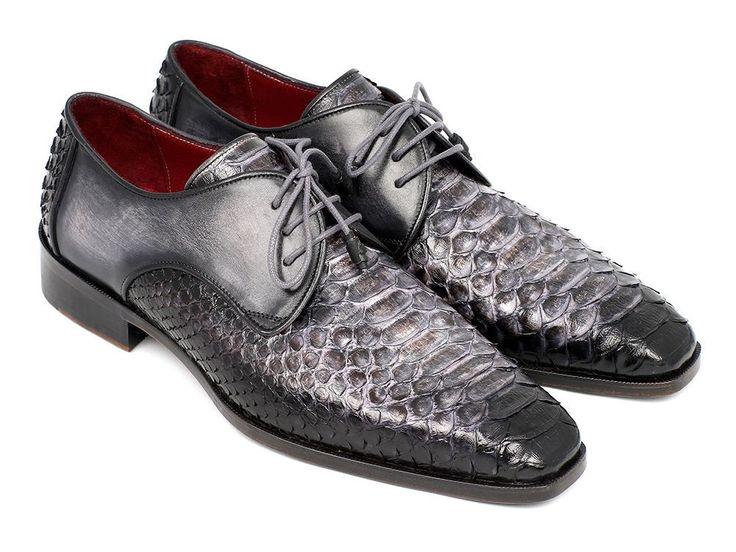 Men's Derby Shoes Python
