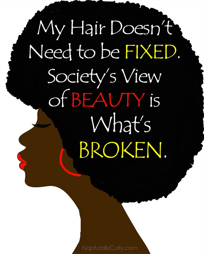 Get this on a T-SHIRT: http://napturallycurly.spreadshirt.com/beauty-perception-ii-A100244040/customize/color/1