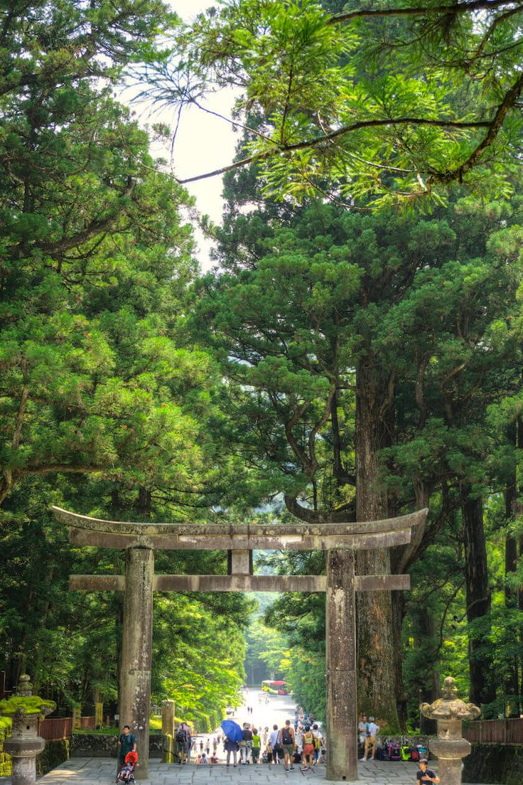 A Quick Guide to Nikko, Japan