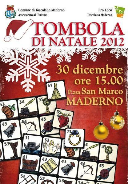 Tombolata di Natale 2012 a Toscolano Maderno http://www.panesalamina.com/2012/7037-tombola-di-natale-2012-a-toscolano-maderno.html
