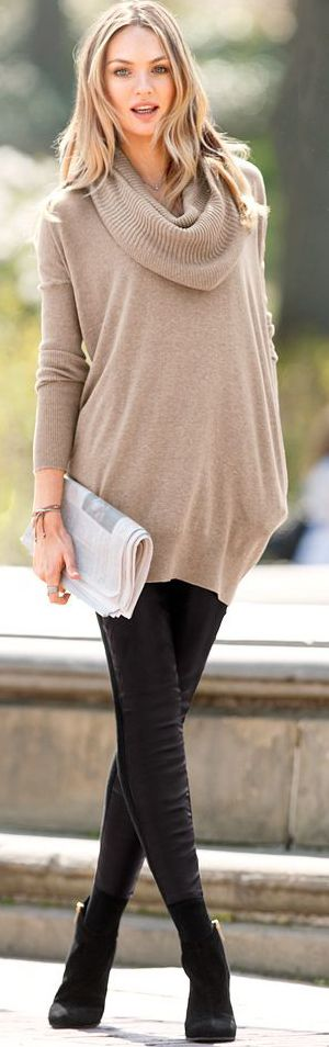 Kiss of Cashmere The Multi-Way Sweater