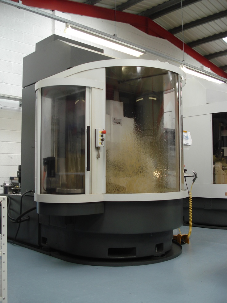 We put together a case study on Elite Tooling for September's issue of Machinery magazine