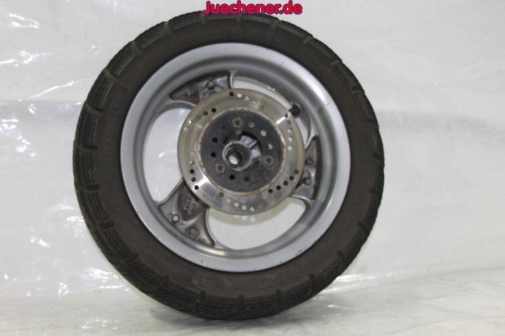 Kymco Yager 125 Hinterrad rear wheel  #Bremse #Felge #Rad #Reifen