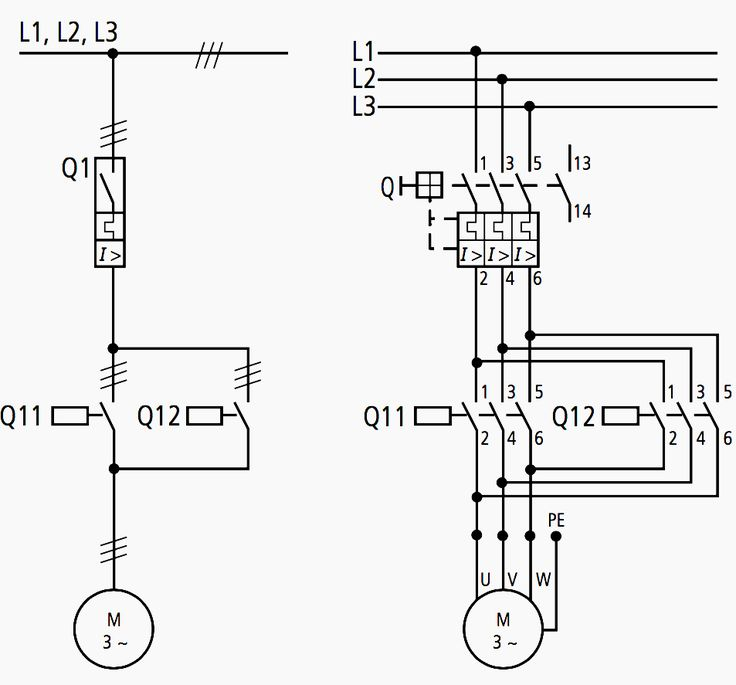 All about wiring of electric motors (With images