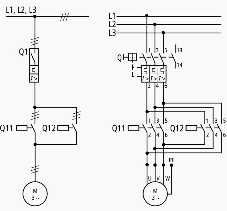 motor circuit diagram  1