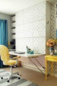 best 25+ murphy bed desk ideas on pinterest | murphy bed office