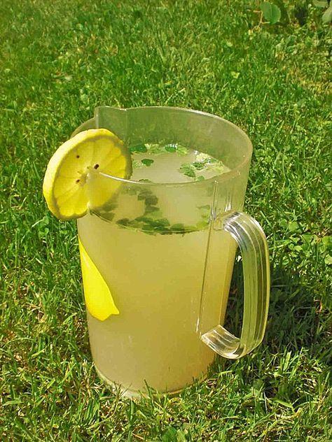 Zitronenlimonade mit Zitronenmelisse und Rohrzucker, ein raffiniertes Rezept aus der Kategorie Alkoholfrei. Bewertungen: 2. Durchschnitt: Ø 3,8.