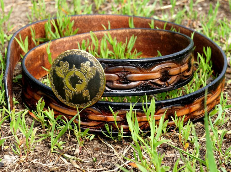 Orc's belt warcraft For the Horde by TimforShade on DeviantArt