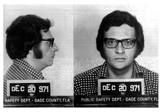 December of 1971, Larry King was arrested on charges of grand larceny. A judge threw the charges out, and King eventually pled no contest to one count of passing bad checks.