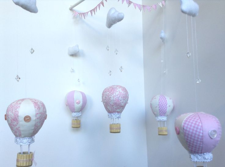 Nursery Decor ideas: So pretty