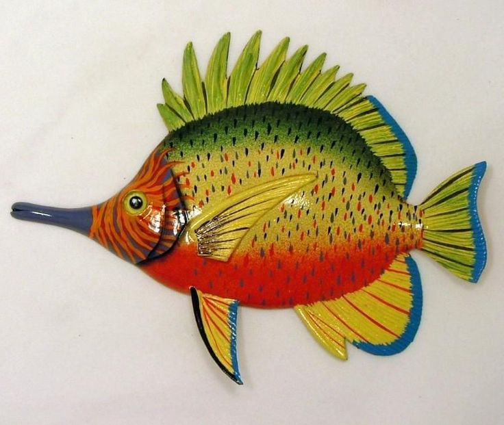 Amazing Fish Wall Decor For Bathroom Embellishment - Wall Art ...