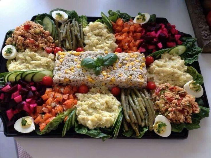 Maroc style food