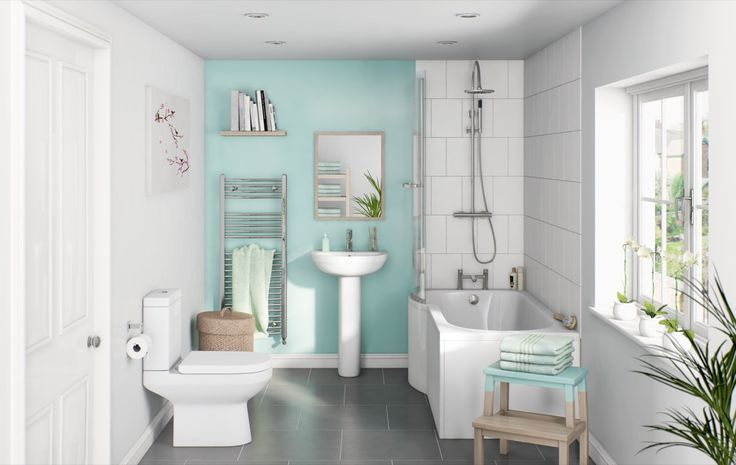 With 66% of us prompted to change our bathroom because it is outdated or old, complete bathroom suites are the perfect way to get yourself a new bathroom on a budget and at VictoriaPlum.com we ensure that your bathroom is as stylish as it is affordable.