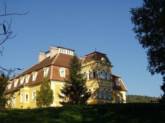 The Machine House on the Estate of the Count Mikes Family (Transylvania, Romania) - Guest house Reviews - TripAdvisor